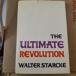 The Ultimate Revolution book by Walter Starcke Har